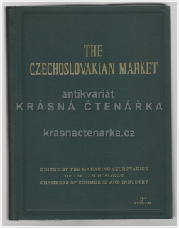THE CZECHOSLOVAKIAN MARKET (List and description of sources of supply in the Czechoslovak republik)